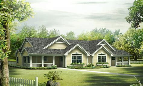 ranch house with wrap around porch ranch style house plans with wrap around porch floor plans