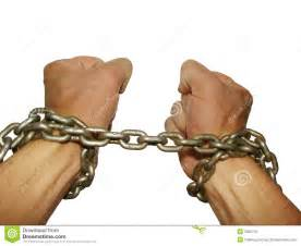 In Chains In Chains Royalty Free Stock Photo Image 3560705