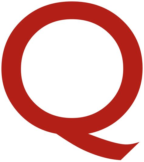 file q gill sans mt red svg wikimedia commons
