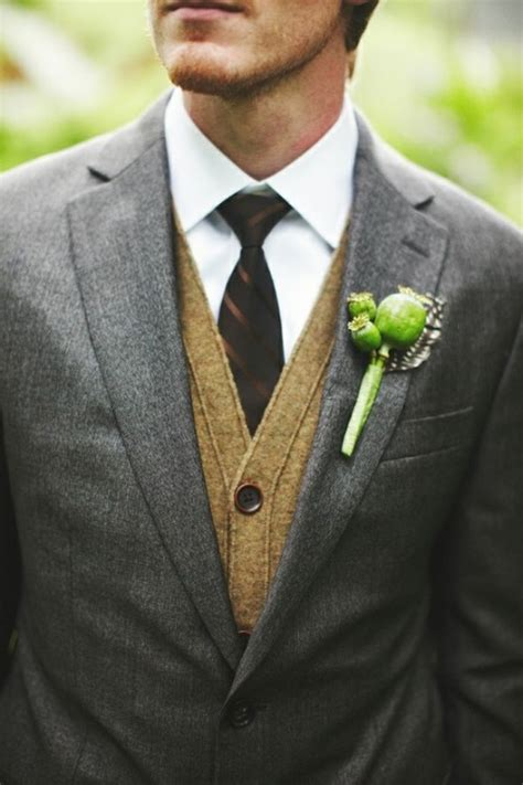 cool winter wedding grooms attire ideas weddingomania
