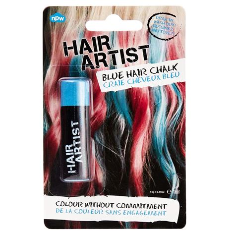 photos of washout hair dye hair artist temporary dye draw in wash out hair chalk