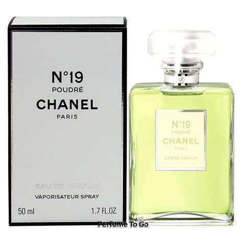 Parfum Chanel No 19 chanel no 19 poudre 1 7 oz 50 ml edp parfum spray new in box sealed 3145891194807 ebay