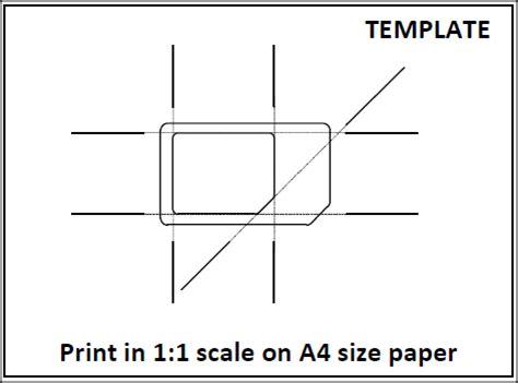 membuat sim nano nano sim template doliquid