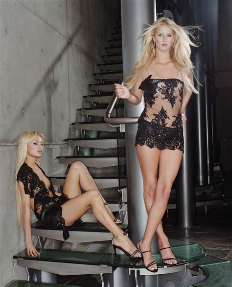 Nicky Hilton Body Paint Nude