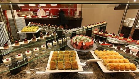 buffet picture of arkin palm beach hotel famagusta