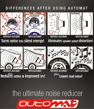 Peredam Suara Mobil Aspal Automat peredam suara dan panas automat pasang dijamin sunyi kabinnya ter murah