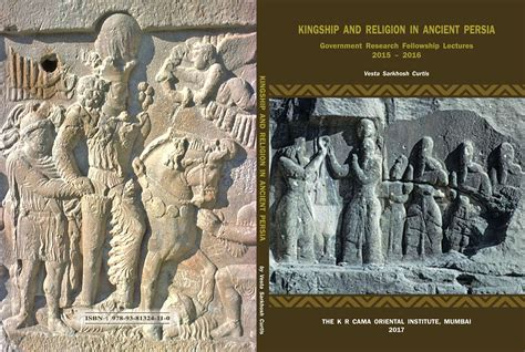 cama oriental institute kingship and religion in ancient persia government
