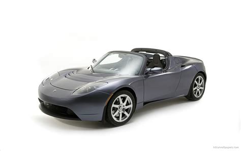 tesla roadster sport 2 wallpaper hd car wallpapers