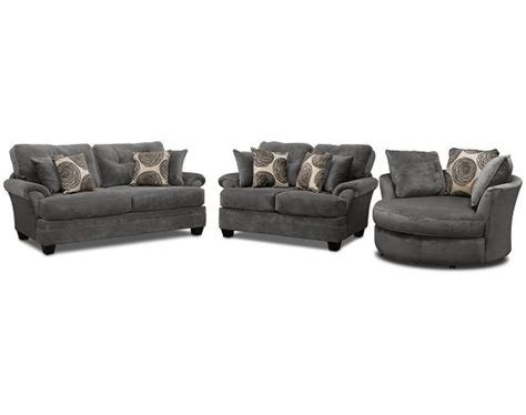cordoba gray upholstery collection value city furniture
