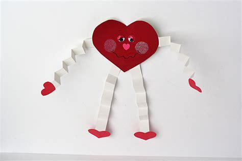 Construction Paper Valentines Day Crafts - hug cards 183 kix cereal