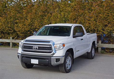 Toyota Tundra Price Canada 2015 Toyota Tundra Cab 4 6 Sr5 4x4 Road Test Review