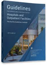 design guidelines for hospitals pdf facility guidelines institute