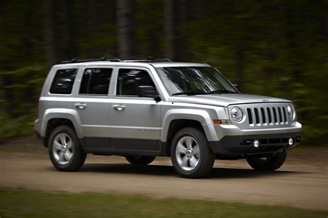 patriot jeep refreshed 2011 jeep patriot 171 road reality