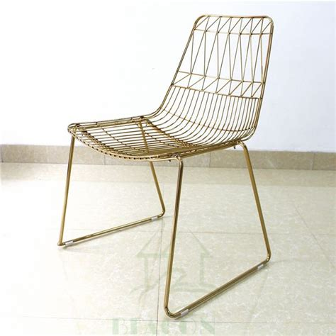 Mesh Chair Design Ideas The 25 Best Metal Dining Chairs Ideas On Pinterest