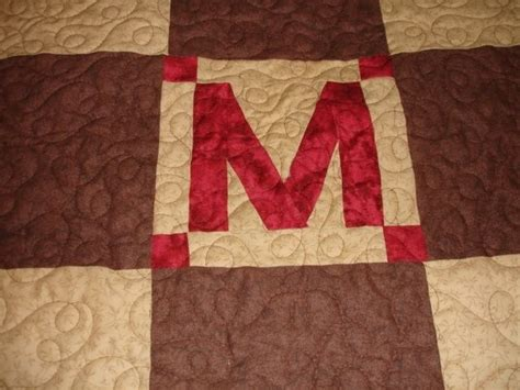 Handmade Wedding Quilts by Handmade Custom Wedding Quilt By Purple Penguin Quilts