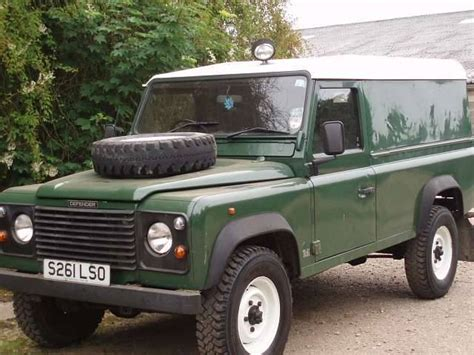 green land rover defender land rover defender review and photos
