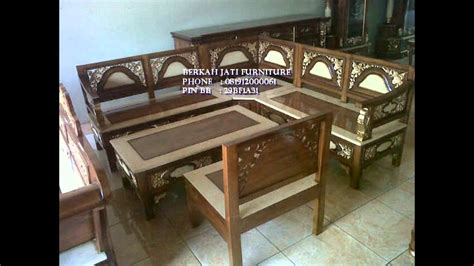 Kursi Tamu Sofa Jati Furniture Lemari Bufet Nakas Rak Meja berkah jati furniture 081912000061 pin bb 29bf1a31