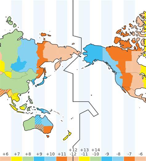International Date Line (IDL)