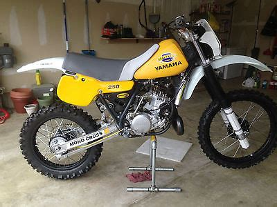 yamaha motocross bikes for sale 1982 yz 250 motorcycles for sale