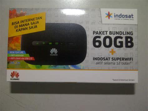 Kuota Wifi jual huawei e5330 jumper modem wifi free kuota 60gb indosat bdm store