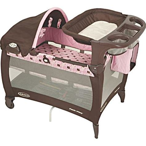 graco swept frame pack n play playard with