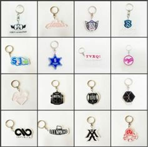 Gantungan Kunci Big Exo gantungan kunci keychain kpop harga rp 15 000 jenis