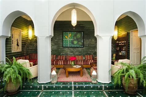 riad vert luxury riad  marrakech morocco book riad