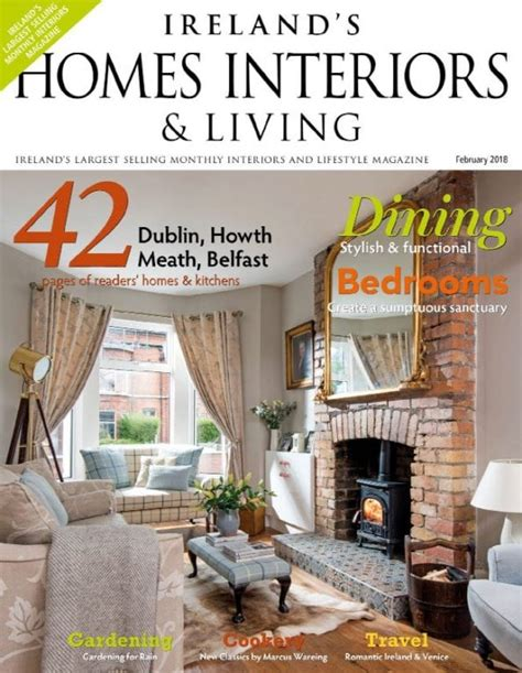 ireland s homes interiors living march 2018 pdf