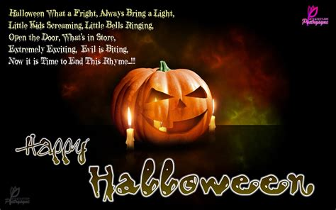images and phrases for halloween happy halloween quotes and sayings quotesgram