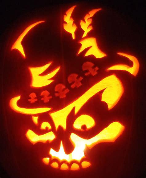 skull pumpkin stencils www imgkid com the image kid