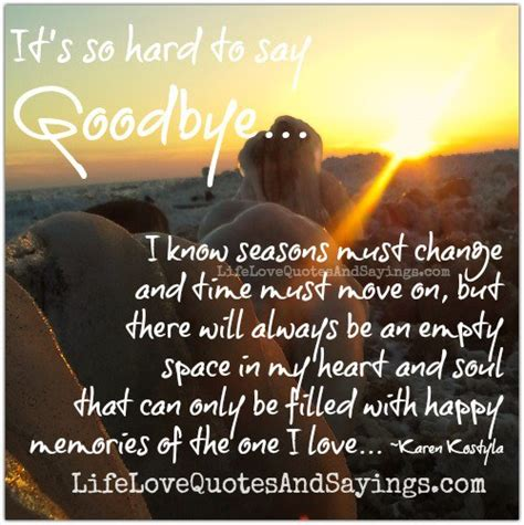 quotes   goodbye   loved  quotesgram