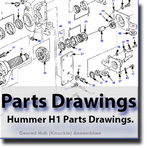 hummer part hummer h1 parts hummer oem h1 parts and accessories for