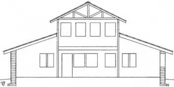 barn style homes floor plans barn style house plan