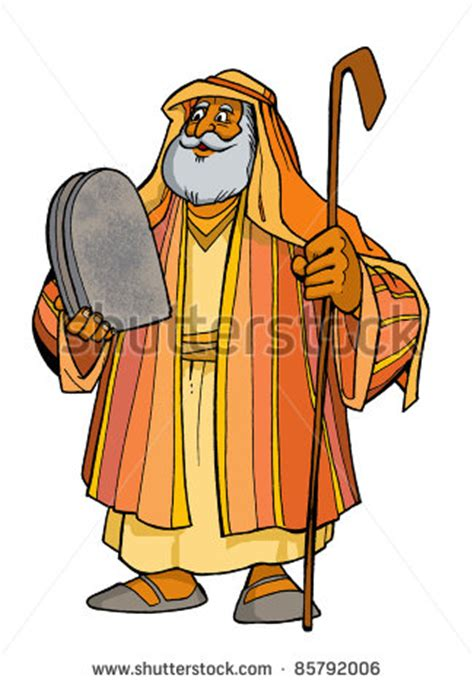 Ten Commandments Of Character moses clipart clipart suggest