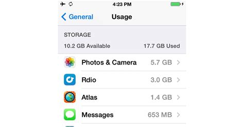 2019 What Is Other In Iphone Storage How To Reduce It by How To Get More Storage On Your Iphone Best Tech Hacks 2019 Popsugar Australia Tech Photo 13