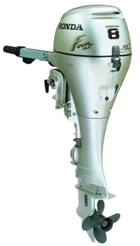 honda four stroke outboard honda 4 stroke bf8 8hp outboard engine mailspeed marine