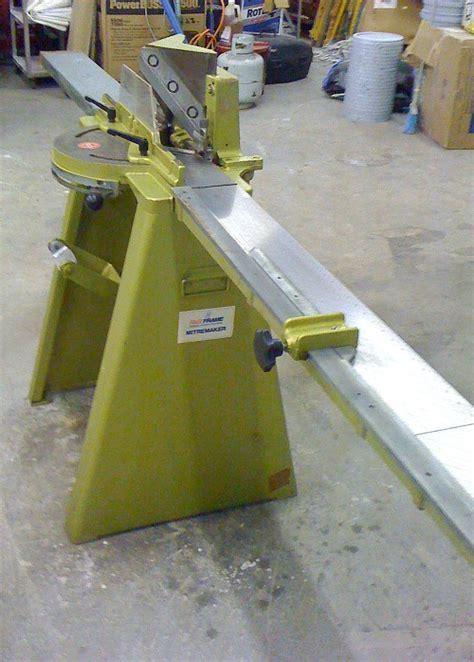 jyden morso chopper for sale used picture framing equipment