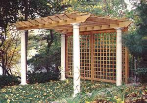 pergola trellis pdf woodworking