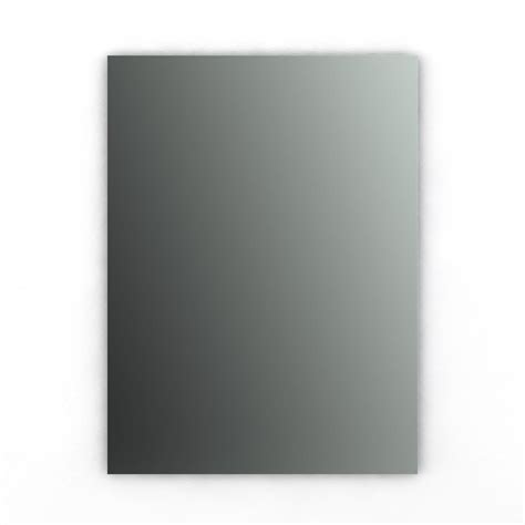 bathroom mirror glass dyconn royal 36 in x 30 in led wall mounted backlit