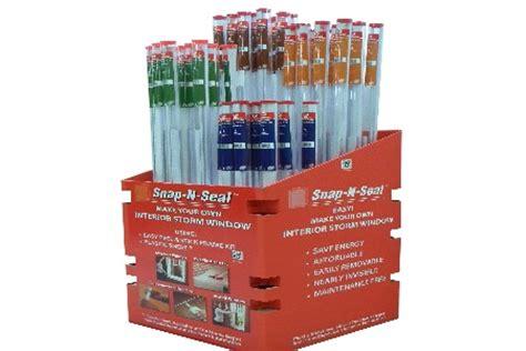 interior window insulation kit introduces snap n seal window insulator kit in