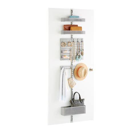 Elfa Wall Rack by Platinum Elfa Utility Mesh Door Wall Rack System