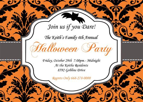 printable halloween invitations new halloween printable invitations just added