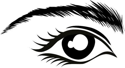free vector graphic eye eyebrow lashes mascara free image on pixabay 308731