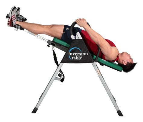 inversion table use how should you use an inversion table for