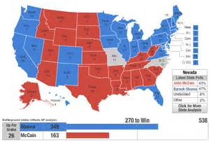 us map after election us election history map
