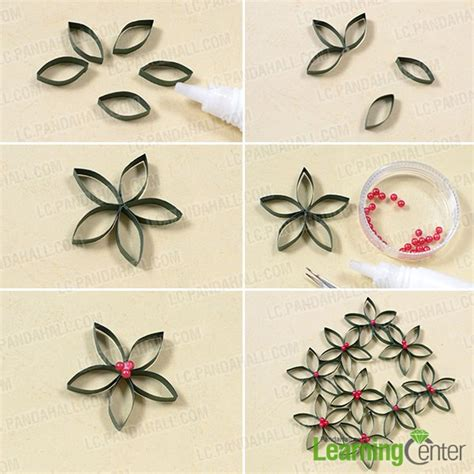Steps To Make Paper Quilling - pandahall s free tutorial on how to make a paper