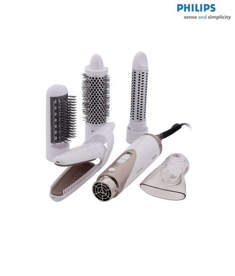 Philips Hair Dryer Comb Straightener ebay