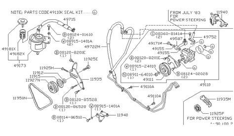 91 240sx headlight wiring diagram wiring diagram and