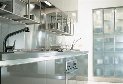 Glass Cabinets Kitchen Glass Kitchen Design Home Designs Project