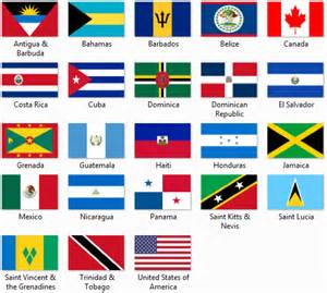 caribbean flags central america the caribbean flag pack flags